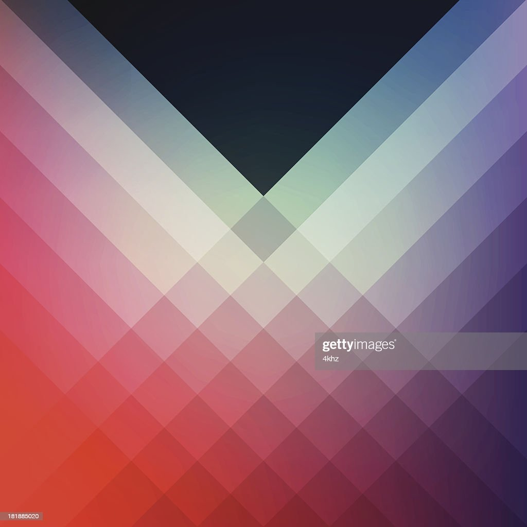 Minimal graphic diamond pattern design template frame for Minimal art vector