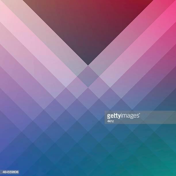 Minimal Graphic Stock Vector Background Diamond Pattern Design Template
