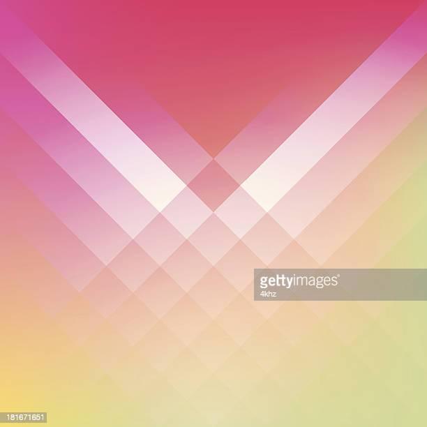 Minimale Graphic Vintage-Design Vorlage weiche Schatten Hintergrund Frame