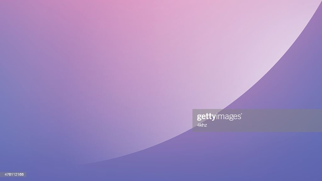 Minimal Modern Stock Vector Purple Background Colorful Graphic Art