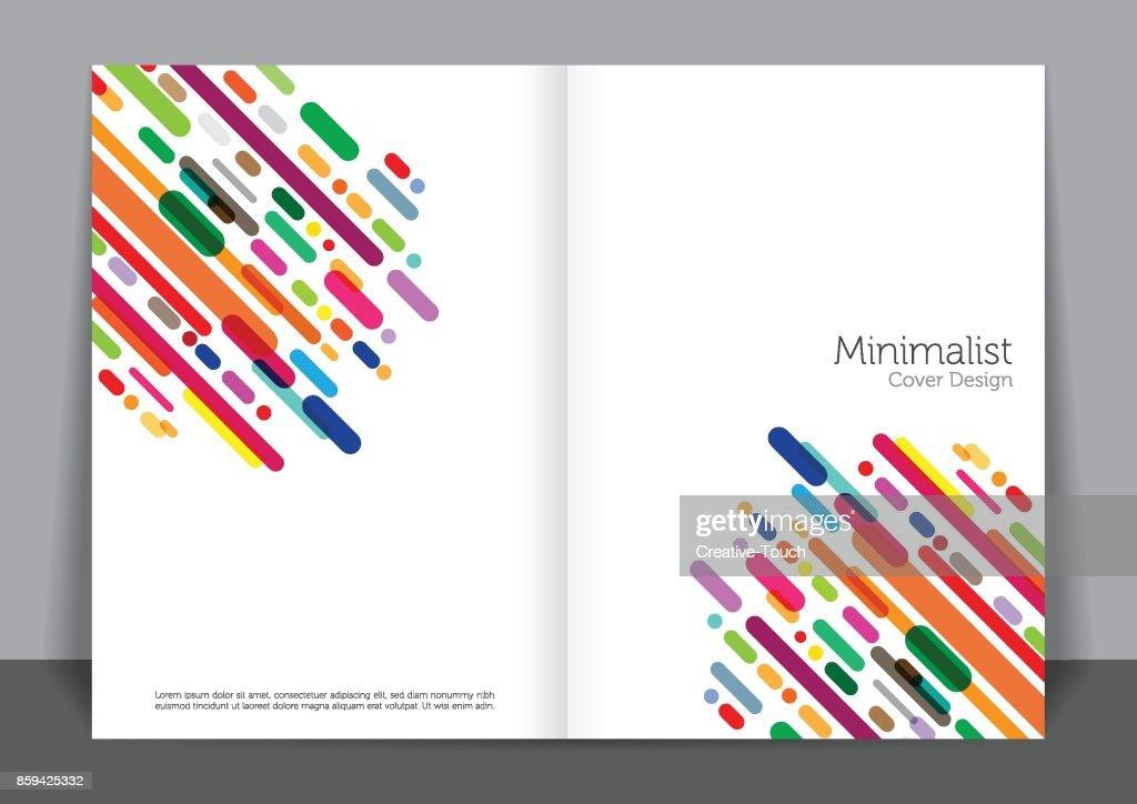 minimal1 : stock illustration