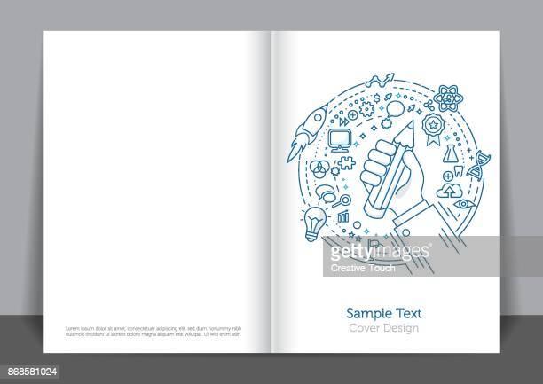 ilustrações, clipart, desenhos animados e ícones de minimal185 - escola