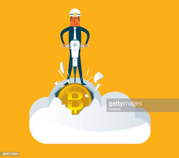 Mining Bitcoins - Cloud Computing