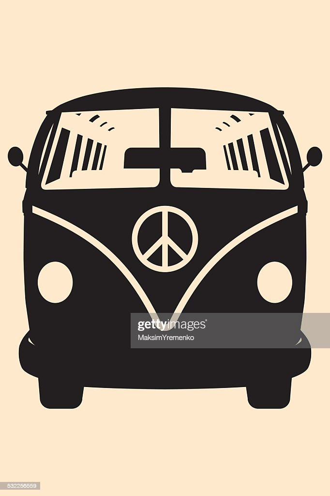 Minivan Hippie