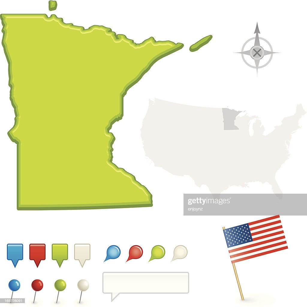 Minnesota State Map Stock Illustration - Getty Images on new mexico map of usa, navy map of usa, alaska map of usa, al map of usa, brown map of usa, grand canyon map of usa, vermont map of usa, northeastern map of usa, massachusetts on map of usa, cincinnati map of usa, pittsburgh map of usa, dartmouth map of usa,