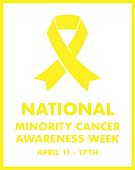 minority cancer awareness