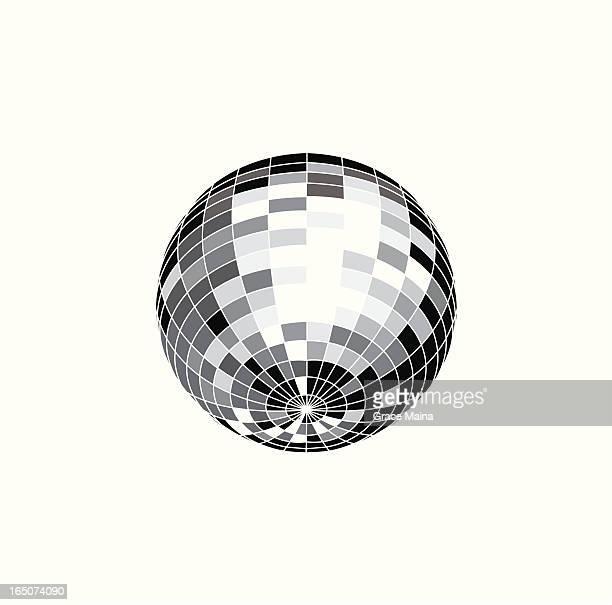 Mirror ball - VECTOR