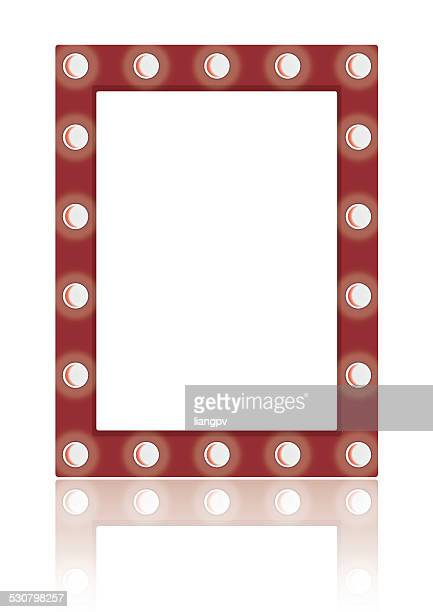 mirror - tempo stock illustrations