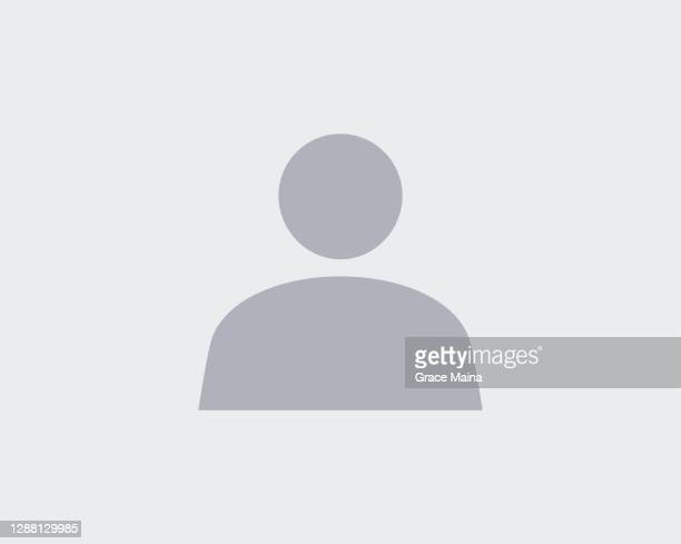 missing image of a person placeholder - one person stock illustrations