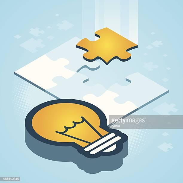 missing piece idea - whole stock illustrations, clip art, cartoons, & icons
