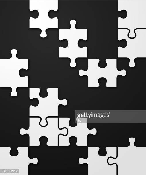 Illustrations et dessins anim s de derni re pi ce du puzzle getty images - Puzzle dessin ...