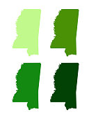 Mississippi maps
