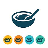Mixing Bowl Icon