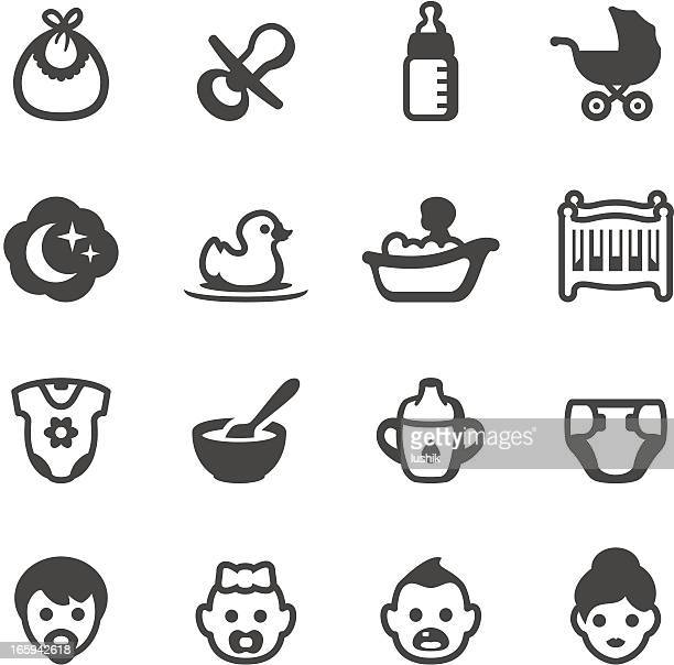 Mobico icons - Baby