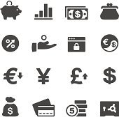 Mobico icons — Currency