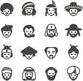 Mobico icons - Ethnicity