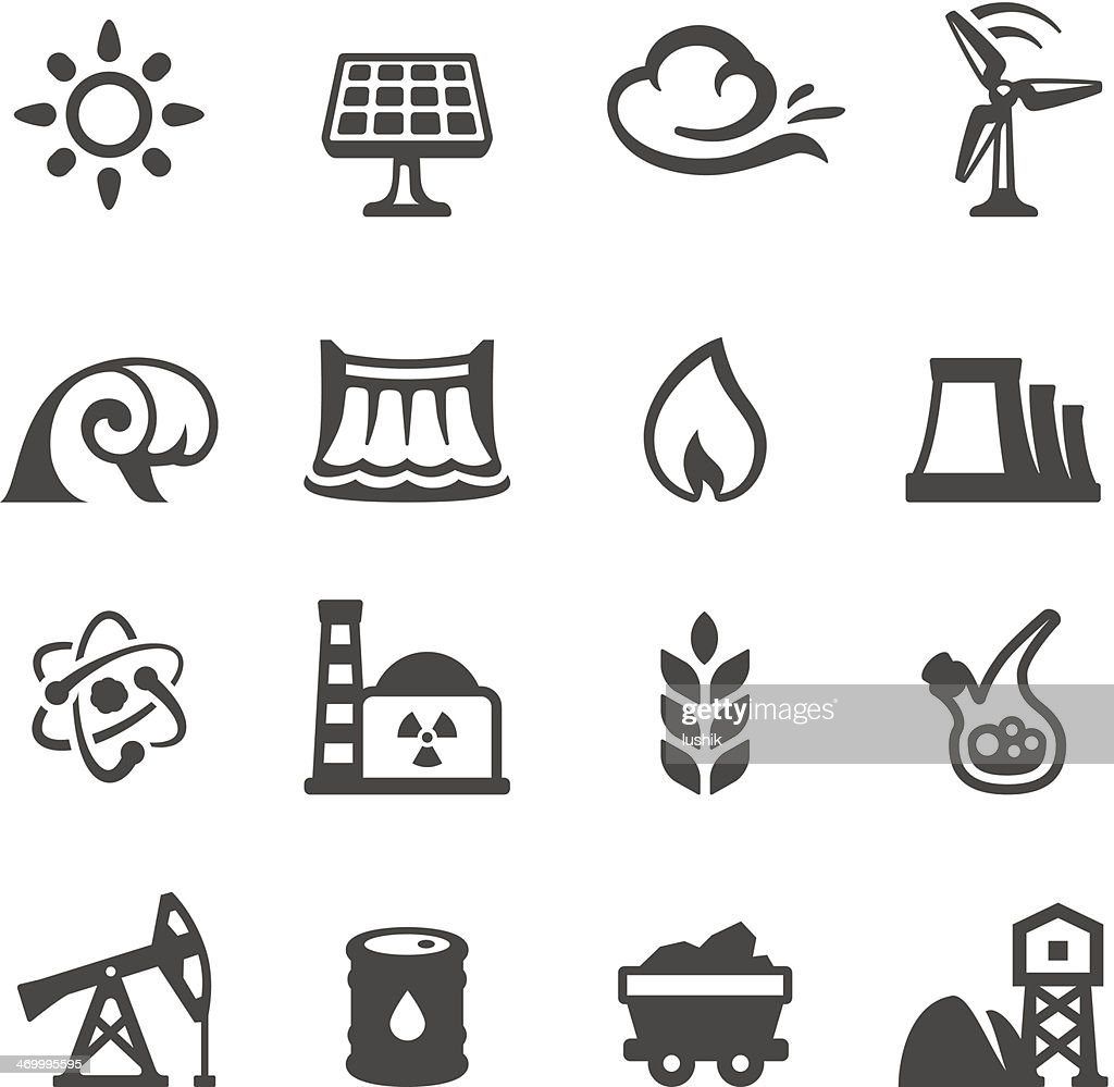 Mobico icons - Fuel and Power Generation