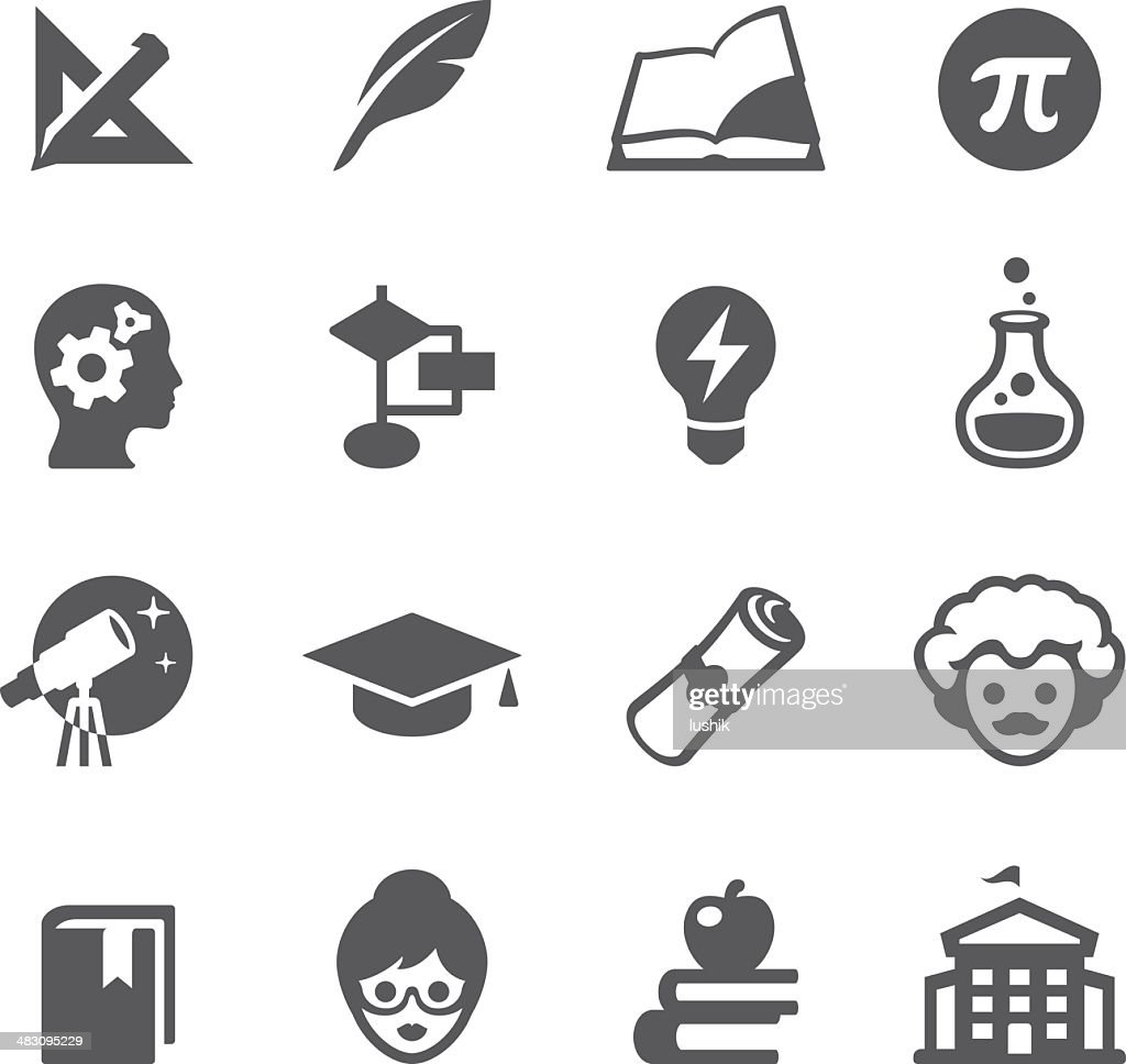 Mobico icons - Higher Education