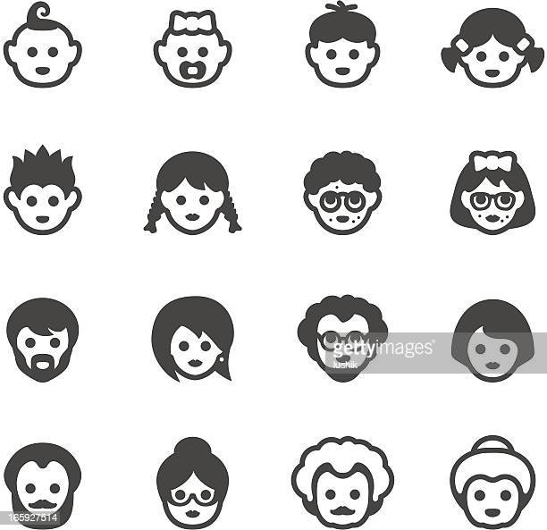 Mobico icons - Human generation