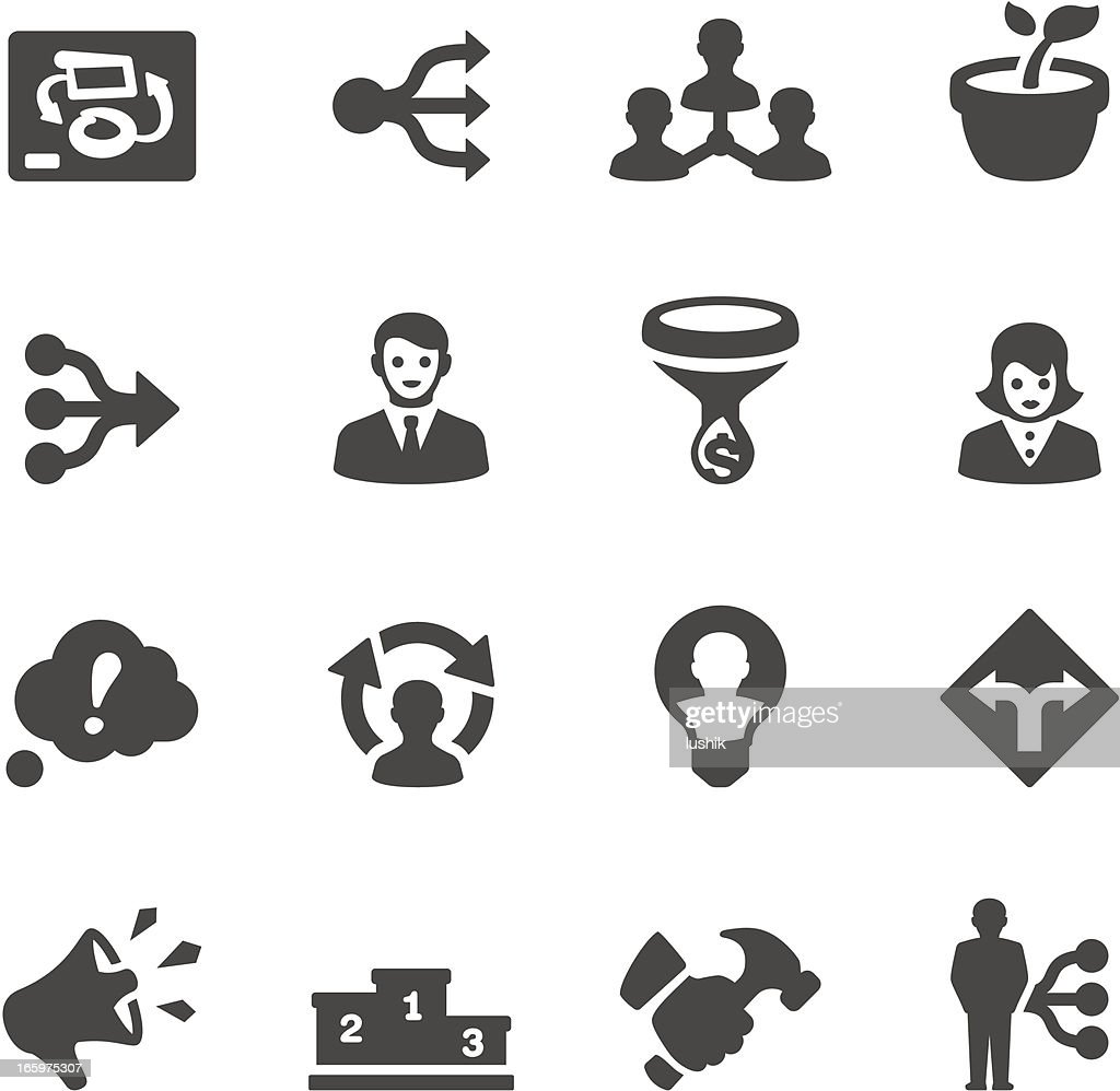 Mobico icons - Management