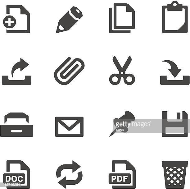Mobico icons — Paperwork
