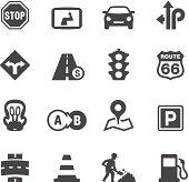 Mobico icons - Road Trip