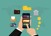 Mobile banking and mobile payment