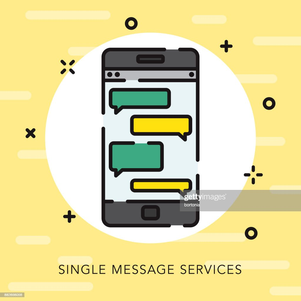Single mobile chat