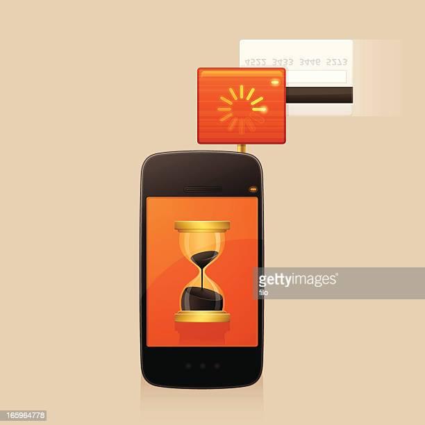 Mobile lector de tarjeta de crédito