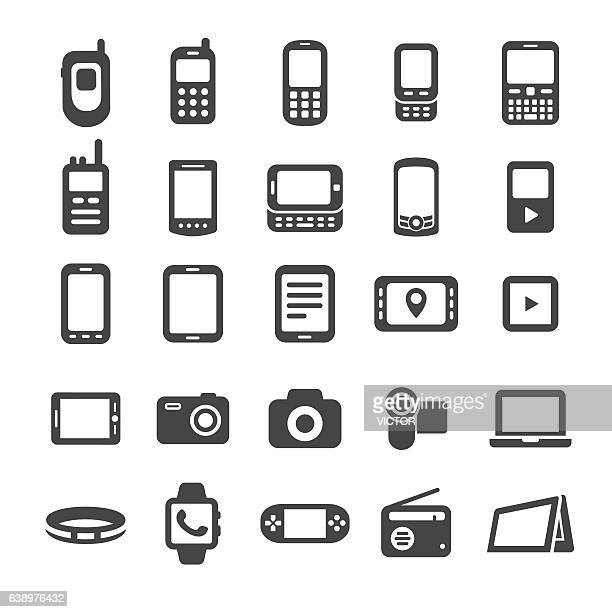 Mobile Devices Icons - Smart Series