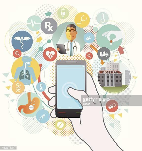 Mobile für Gesundheitswesen