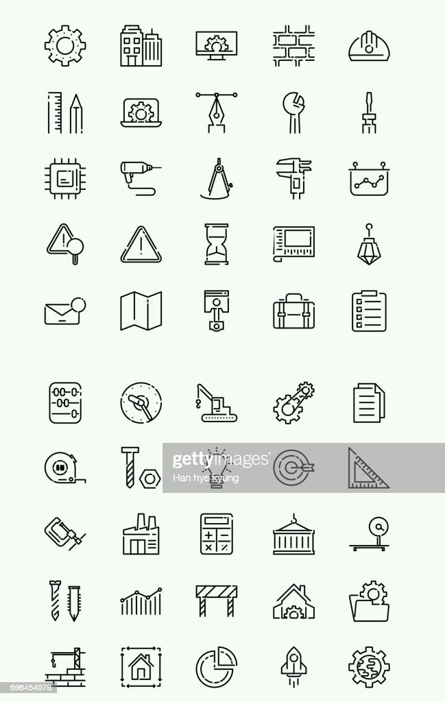 Mobile Icon - Construction