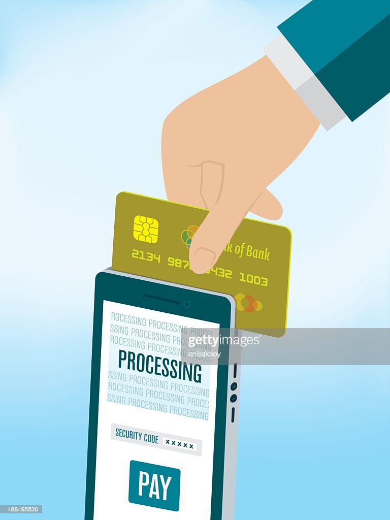 Mobile Payment on Smartphone