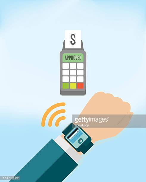 Mobile Payment on Smartwatch