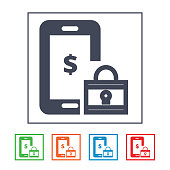 Mobile payment security concept
