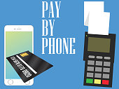 Mobile payment with online banking.
