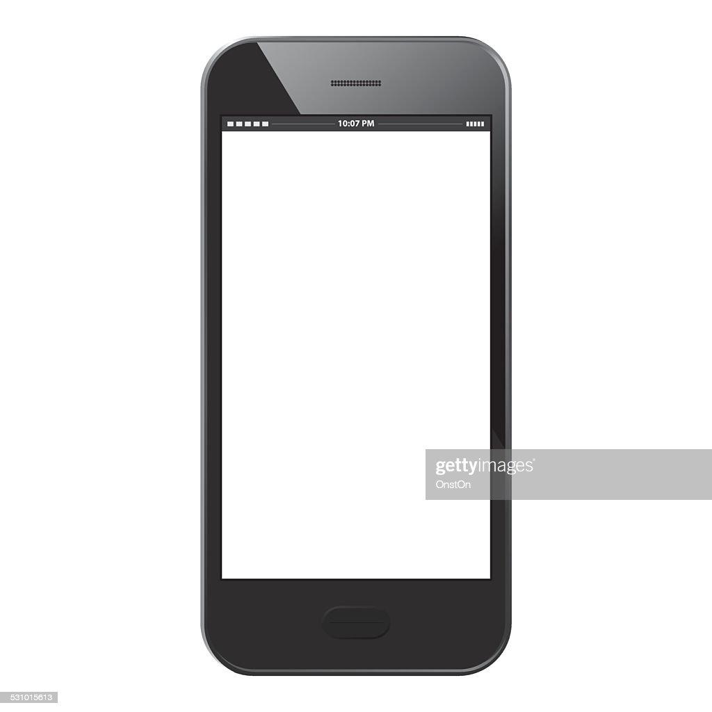Mobile Phone - Black