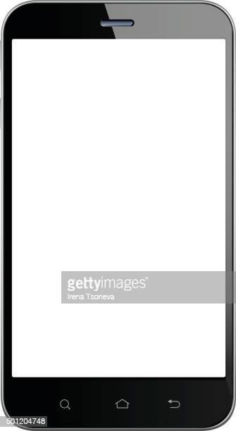 mobile phone - generic description stock illustrations, clip art, cartoons, & icons