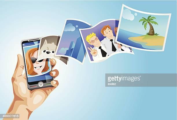 Mobile Fotogalerie