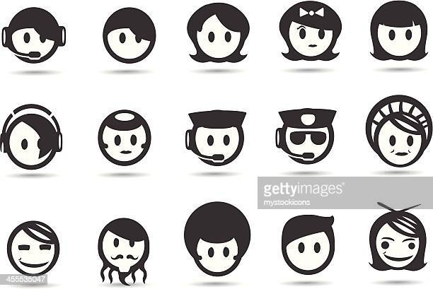 Mobilicious People and User Icons
