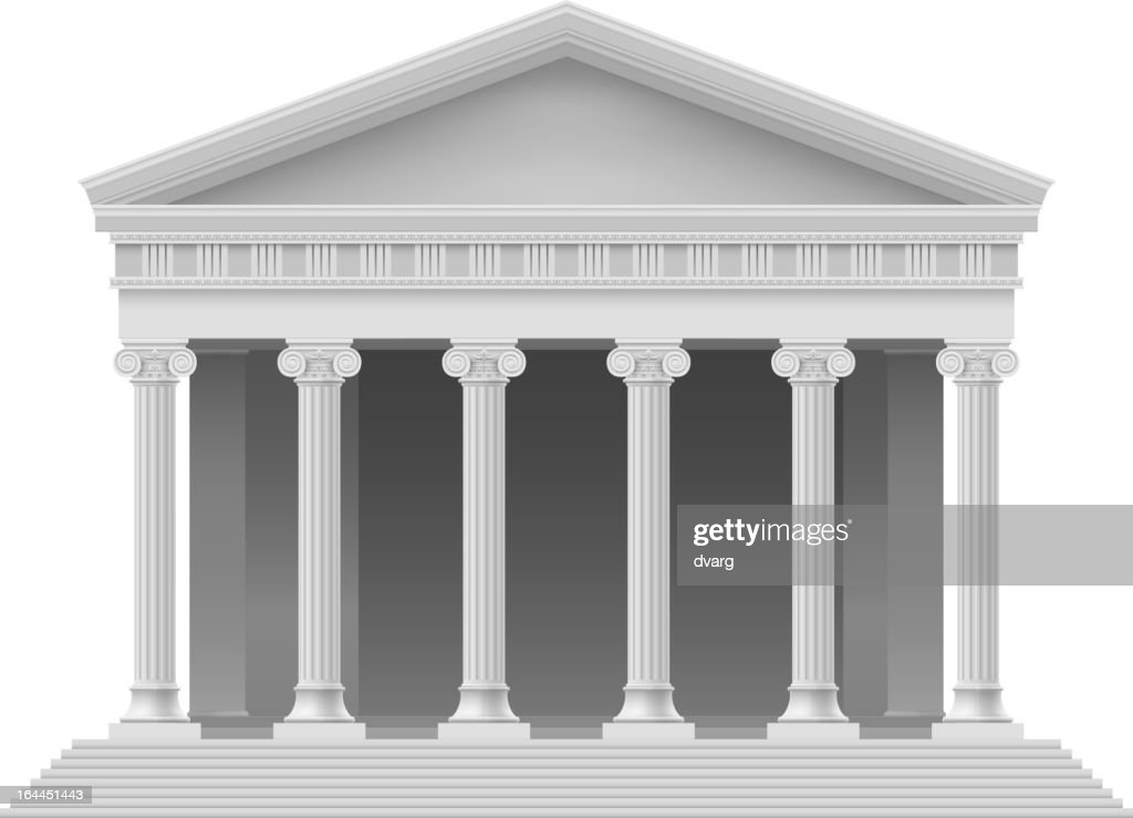 3D model of a roman coliseum building