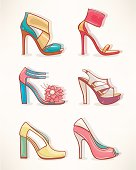 models of women's shoes - 2