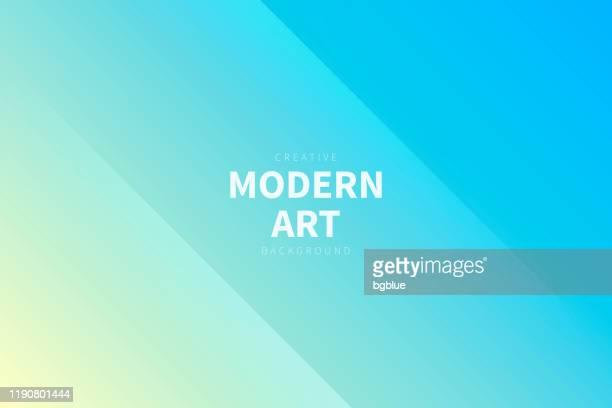 現代の抽象的背景 - 青のグラデーション - 水色点のイラスト素材/クリップアート素材/マンガ素材/アイコン素材