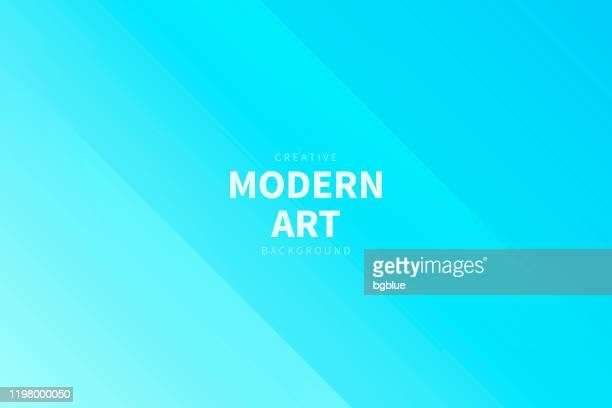 現代の抽象的背景 - 青のグラデーション - ターコイズカラーの背景点のイラスト素材/クリップアート素材/マンガ素材/アイコン素材