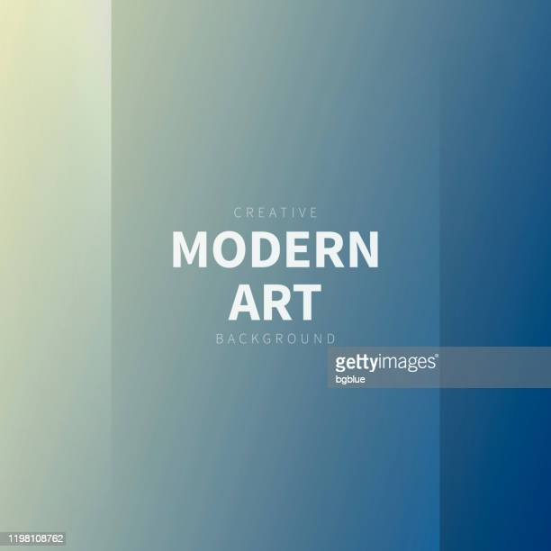 stockillustraties, clipart, cartoons en iconen met moderne abstracte achtergrond-blauwe gradiënt - donkerblauw