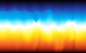 Modern abstract background fire and water