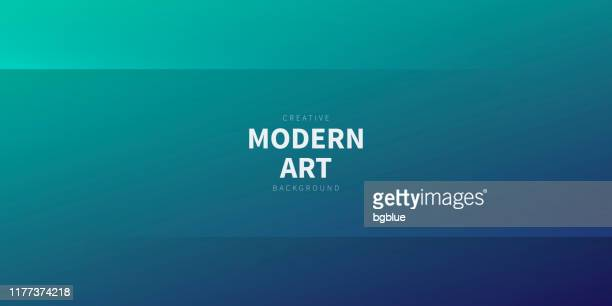 modern abstract background - green gradient - green and blue background stock illustrations