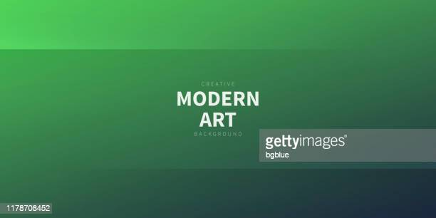 modern abstract background - green gradient - green background stock illustrations