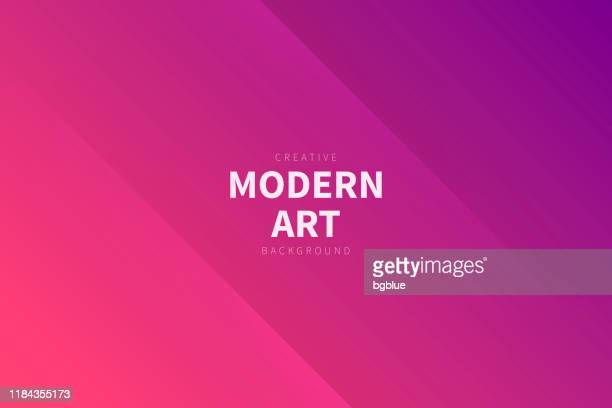 modern abstract background - pink gradient - pink background stock illustrations