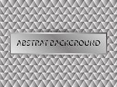 Modern abstract background with gray color.